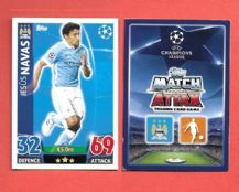 Manchester City Jesus Navas Spain 46